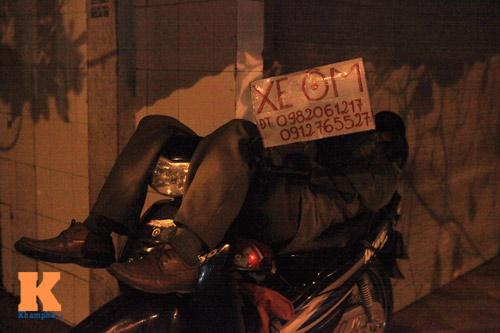 Những mảnh đời vô gia cư trong đêm đông lạnh Thủ đô - 16
