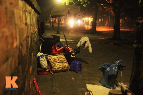 Những mảnh đời vô gia cư trong đêm đông lạnh Thủ đô - 7