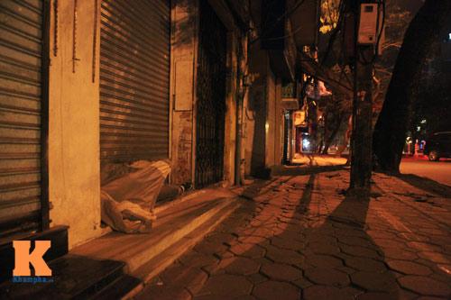 Những mảnh đời vô gia cư trong đêm đông lạnh Thủ đô - 9