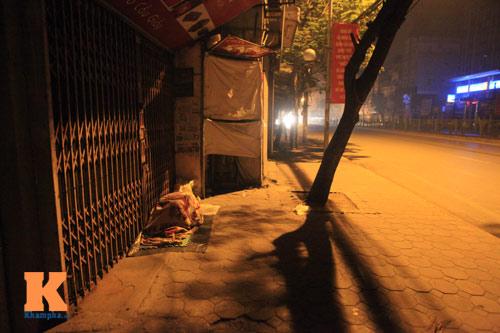 Những mảnh đời vô gia cư trong đêm đông lạnh Thủ đô - 11