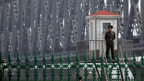 Triều Tiên khóa chặt biên giới sau vụ xử tử - 1