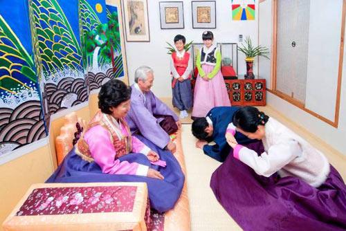 Phong tục đón năm mới của người Hàn Quốc - 1