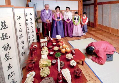 Phong tục đón năm mới của người Hàn Quốc - 2
