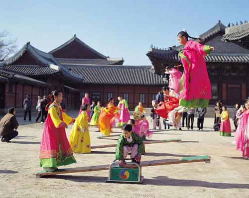 Phong tục đón năm mới của người Hàn Quốc - 4