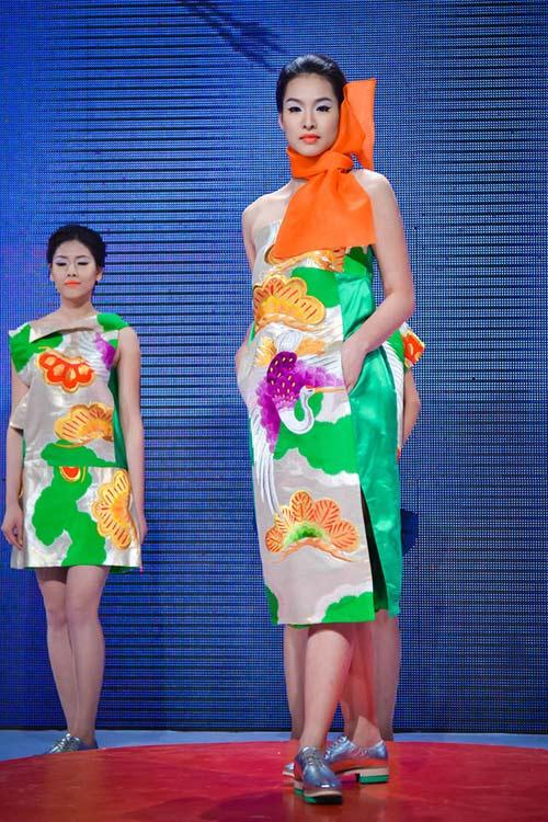 Haute Couture kết màn tuần lễ thời trang Việt - 3