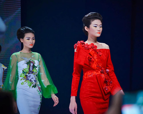 Haute Couture kết màn tuần lễ thời trang Việt - 8