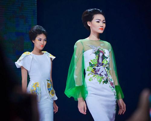 Haute Couture kết màn tuần lễ thời trang Việt - 10