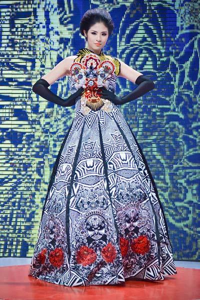 Haute Couture kết màn tuần lễ thời trang Việt - 14