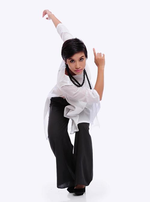 Hà Hồ, Trần Ly Ly so tài vũ đạo - 5