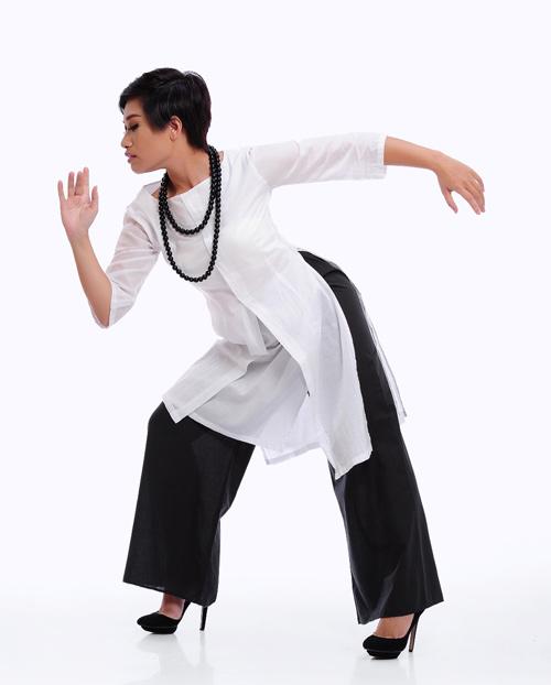 Hà Hồ, Trần Ly Ly so tài vũ đạo - 6