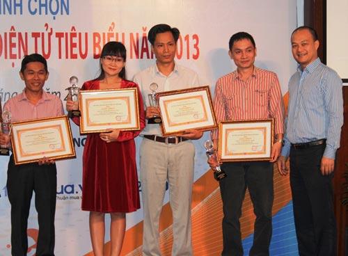 Website timviecnhanh.com nhận cú đúp giải thưởng - 2