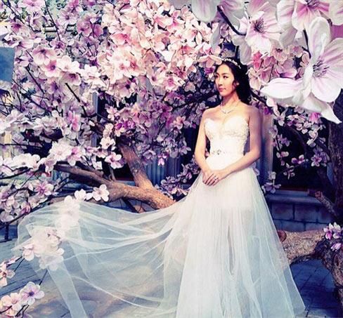 Ảnh cưới tuyệt đẹp của á hậu Thùy Trang - 5