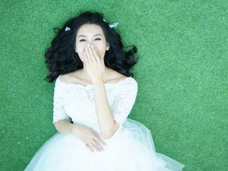Ảnh cưới tuyệt đẹp của á hậu Thùy Trang - 6
