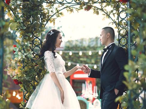 Ảnh cưới tuyệt đẹp của á hậu Thùy Trang - 7