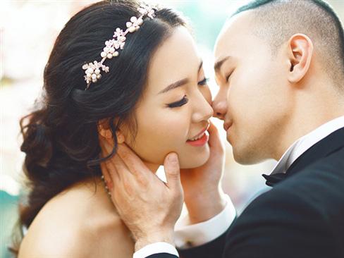 Ảnh cưới tuyệt đẹp của á hậu Thùy Trang - 8