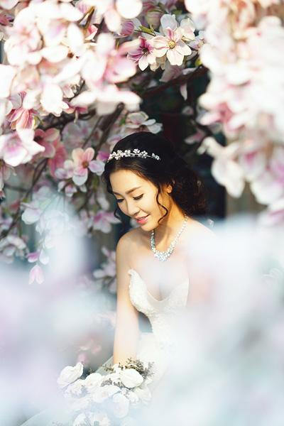 Ảnh cưới tuyệt đẹp của á hậu Thùy Trang - 4