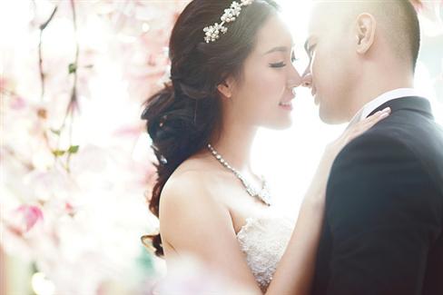 Ảnh cưới tuyệt đẹp của á hậu Thùy Trang - 9