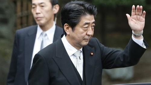 Thủ tướng Nhật thăm đền chiến tranh, TQ nổi giận - 1