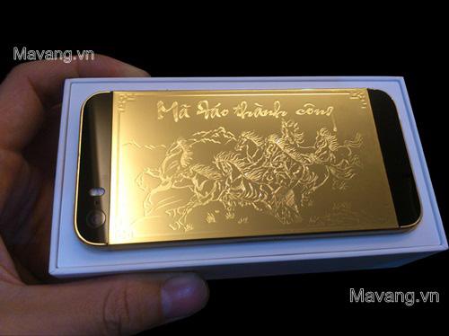 Lựa chọn Ngựa phong thủy mạ vàng chuẩn 24K đón tết Giáp Ngọ - 1