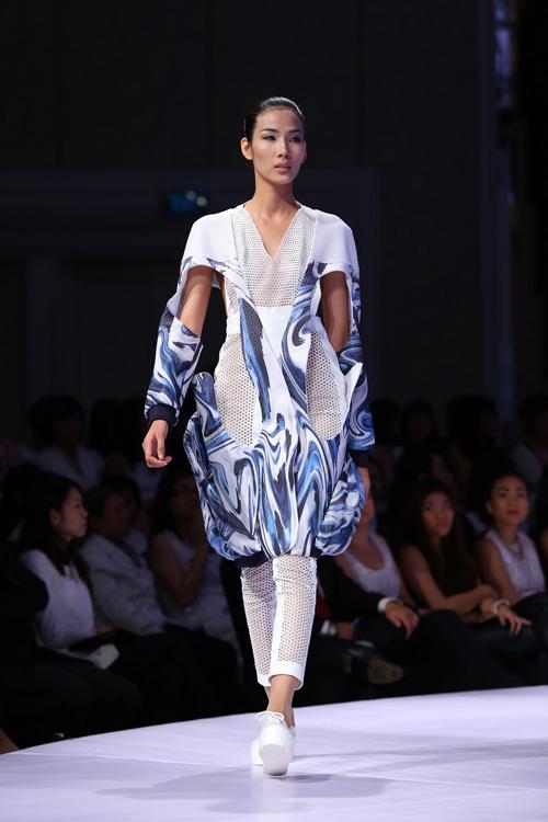 Những nhân tố mới của thời trang Việt - 11