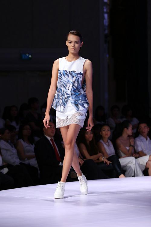 Những nhân tố mới của thời trang Việt - 12