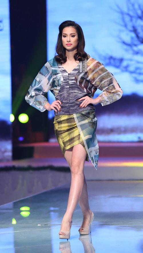 Những nhân tố mới của thời trang Việt - 6