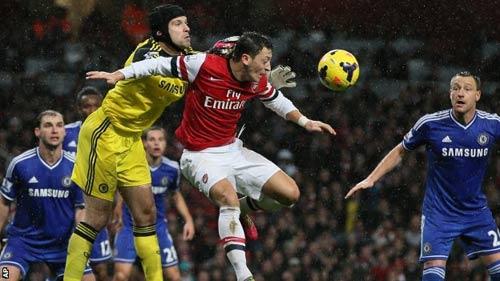 Mourinho chê Arsenal nhàm chán - 1