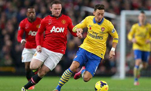 """Arsenal: Ozil """"nhỏ bé"""" ở những trận cầu lớn - 1"""
