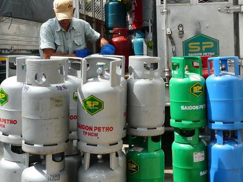 Giá gas có thể giảm 46.000 đồng/bình 12kg - 1