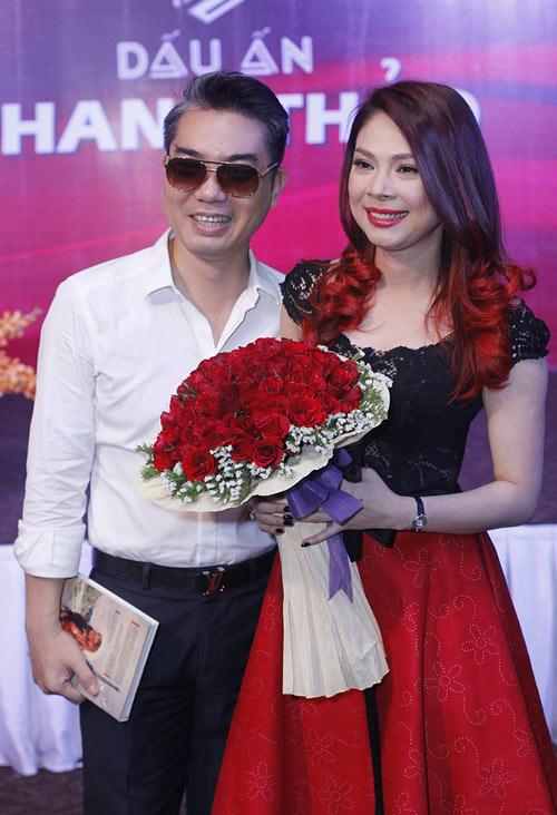 Bạn trai cũ công khai hôn Thanh Thảo - 1