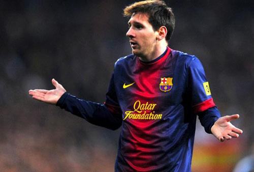 Người Ý gạt Messi, chọn Ronaldo - 1