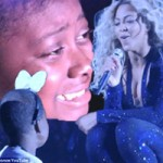 Ca nhạc - MTV - Xúc động màn nhảy của Beyonce và fan nhí ung thư