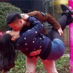 """Phi thường - kỳ quặc - Cuộc thi hôn """"bất thường"""" ở Trung Quốc"""