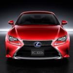 Ô tô - Xe máy - Lexus RC Coupe thêm màu đỏ tươi