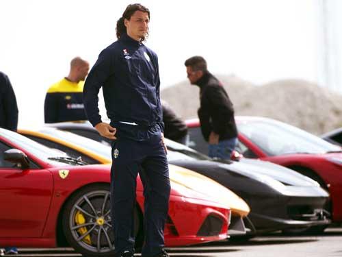 """Tự truyện gây """"sốc"""" của Ibrahimovic (Kỳ 30) - 1"""