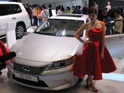 Xe hơi nhập khẩu đang tăng nhanh - 1