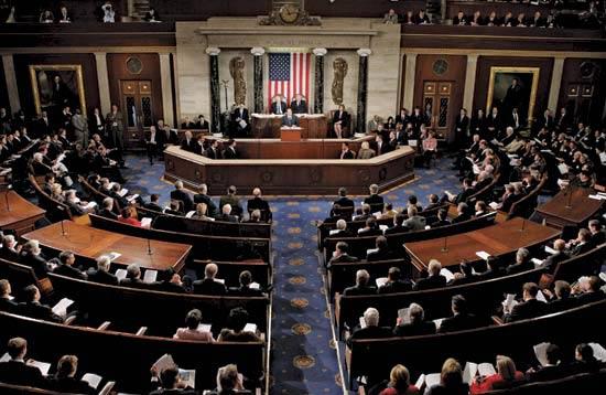 """Quốc hội Mỹ hiện nay """"tệ nhất trong lịch sử"""" - 1"""