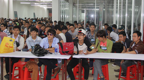 Hương Hồ gây phấn khích cho thí sinh X-Factor Việt - 8