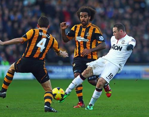 Rooney: Món quà lớn nhất của Moyes - 1