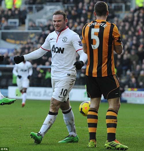 Rooney: Món quà lớn nhất của Moyes - 2