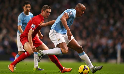 Man City hạ Liverpool: Etihad bất tử - 2