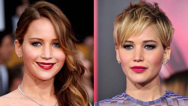 Thay đổi kiểu tóc gây choáng của mỹ nhân - 5