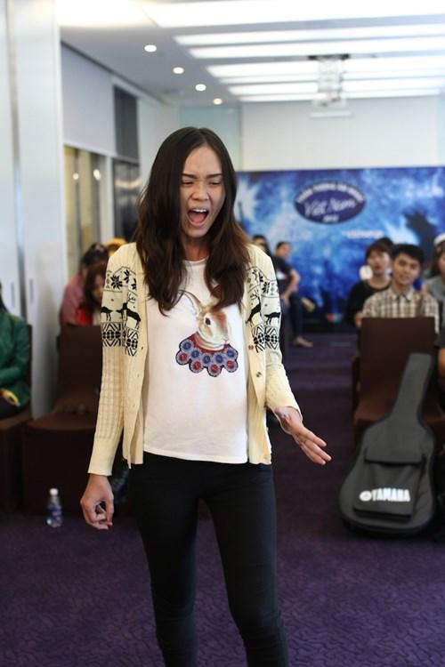 "Hot boy 16 tuổi Vietnam Idol ""gây sốt"" - 11"