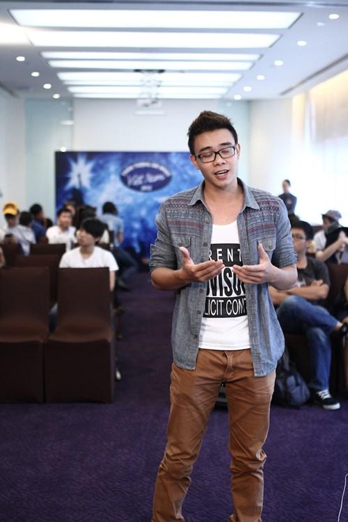 "Hot boy 16 tuổi Vietnam Idol ""gây sốt"" - 13"