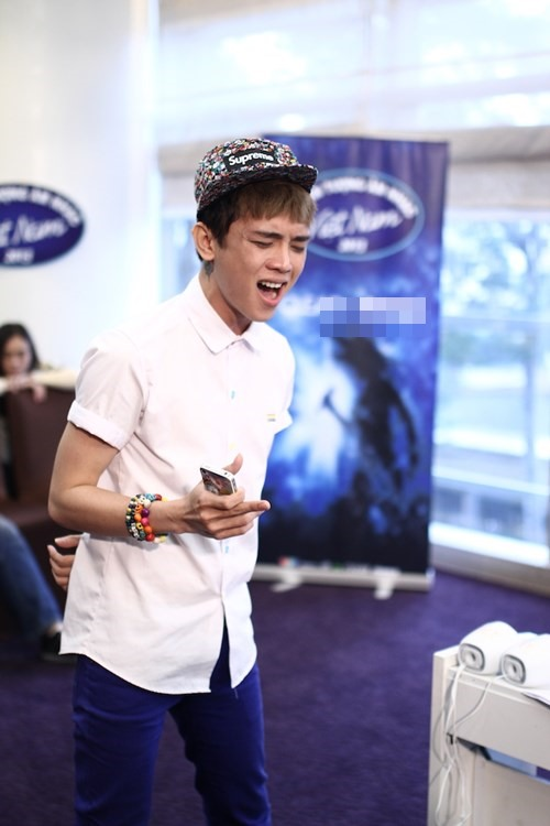 "Hot boy 16 tuổi Vietnam Idol ""gây sốt"" - 18"