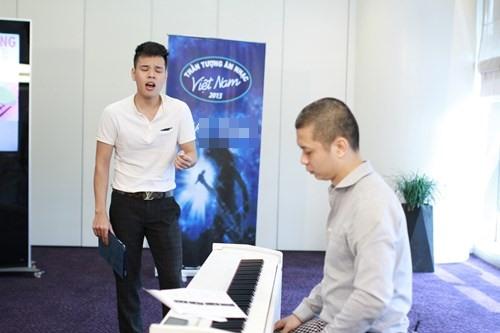 "Hot boy 16 tuổi Vietnam Idol ""gây sốt"" - 19"