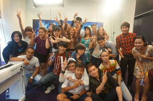"Hot boy 16 tuổi Vietnam Idol ""gây sốt"" - 20"