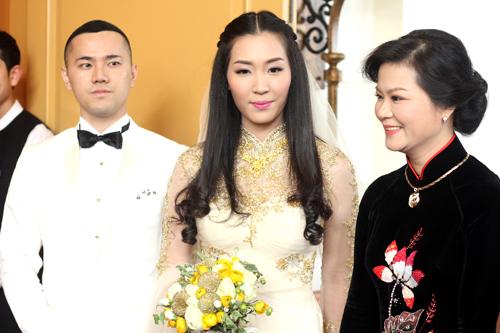 Chồng á hậu Thùy Trang đẹp như... Kim Tan! - 8