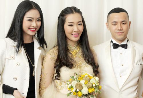Chồng á hậu Thùy Trang đẹp như... Kim Tan! - 9