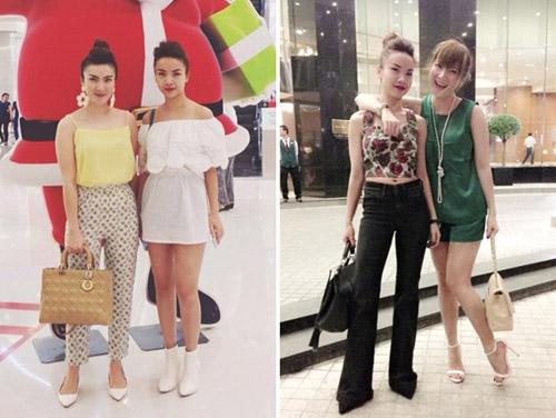 """Street style """"chuẩn"""" của Yến Trang, Yến Nhi - 12"""